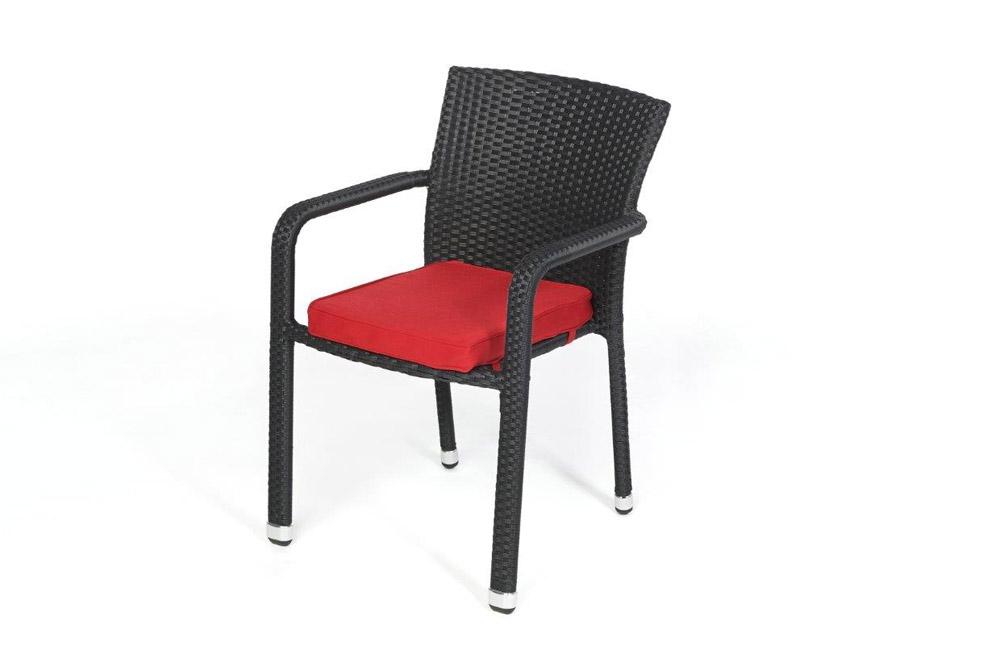 berz ge in verschiedenen farben f r die polster des rattan stuhls florida. Black Bedroom Furniture Sets. Home Design Ideas