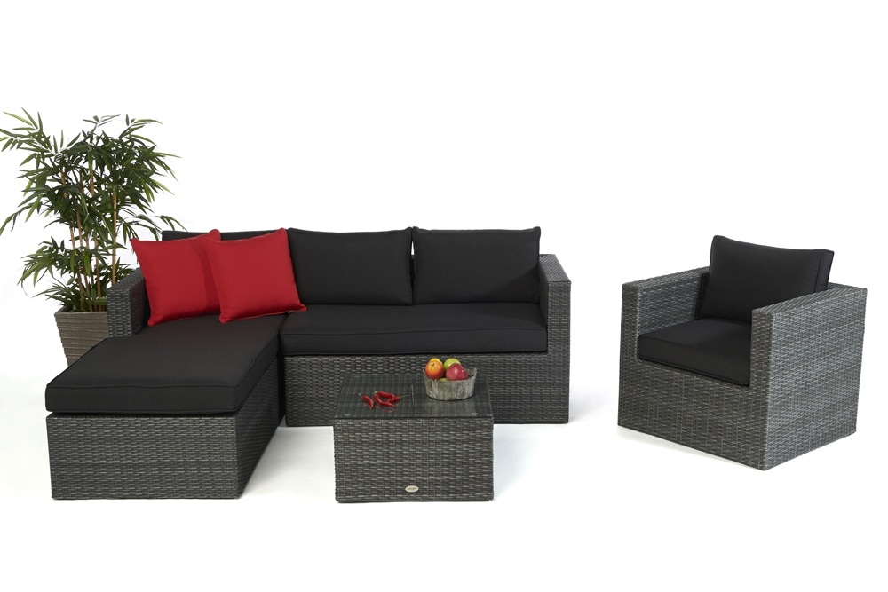 rattan lounge gartenm bel rattan gartenm bel kunststoffgeflecht rattanm bel galicia rechts. Black Bedroom Furniture Sets. Home Design Ideas