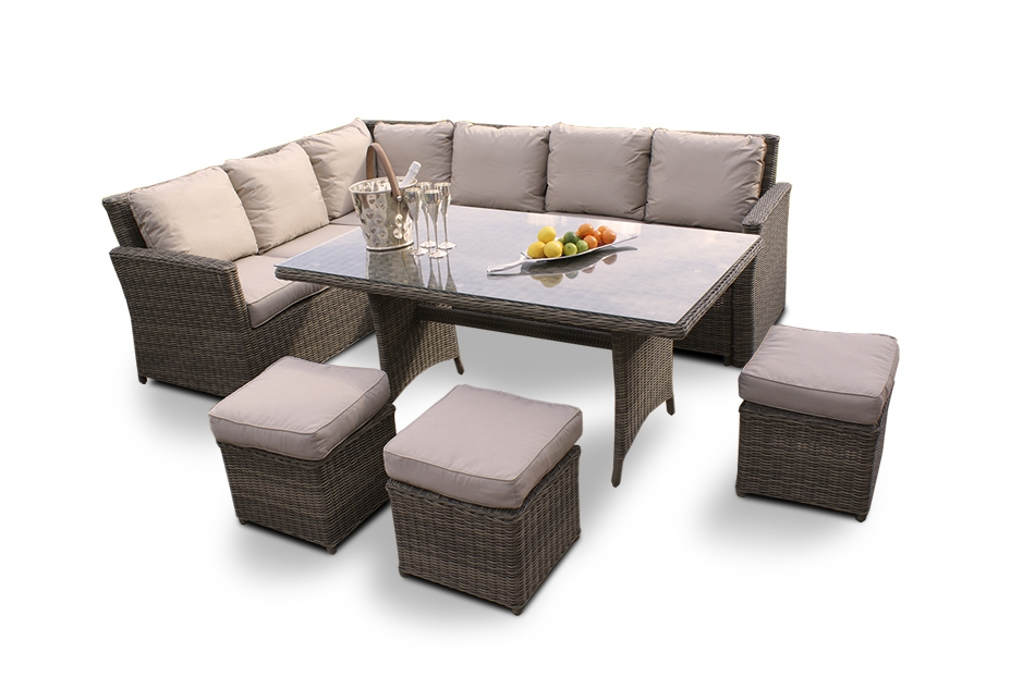 rattan gartenm bel rattan lounge gartentischset rattan gartentisch rattanm bel good. Black Bedroom Furniture Sets. Home Design Ideas
