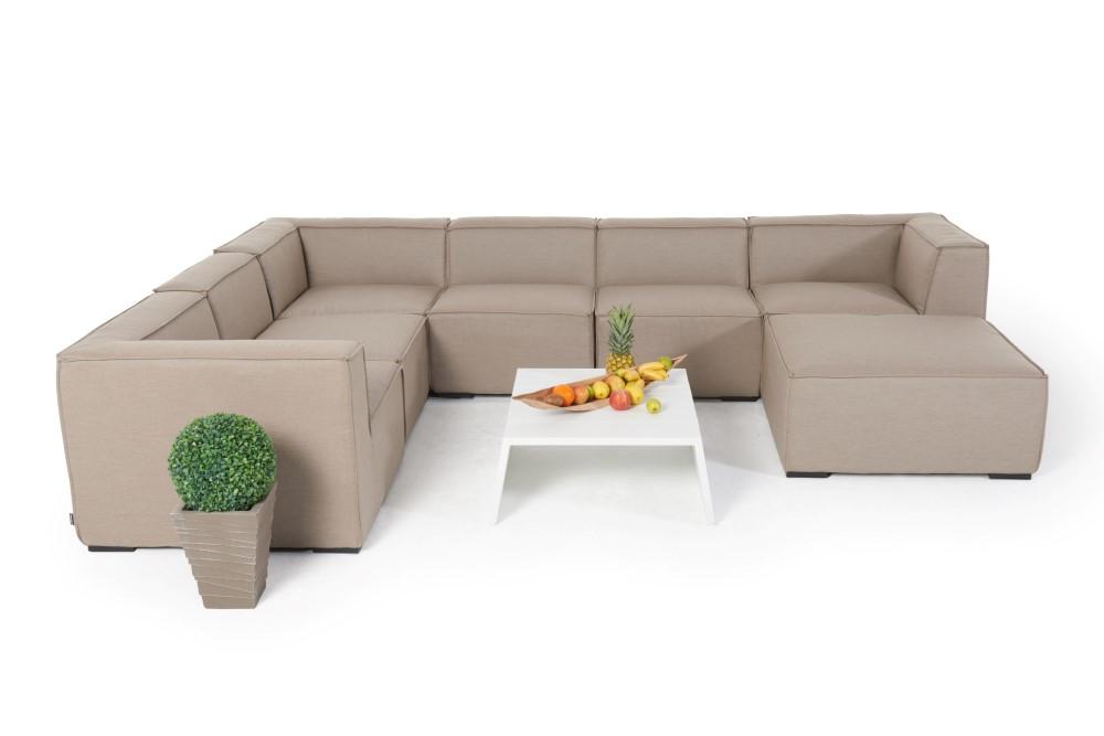 gem tlich outdoor stoff gartenm bel zeitgen ssisch die. Black Bedroom Furniture Sets. Home Design Ideas