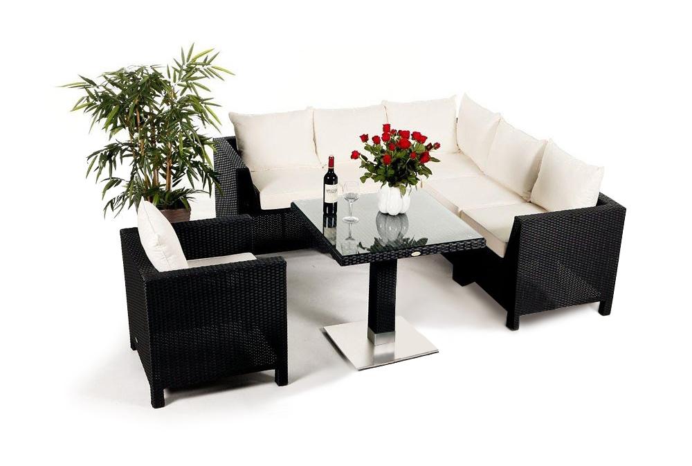 Rattan Lounge, Gartenmöbel, Rattan Gartenmöbel, Kunststoffgeflecht ...