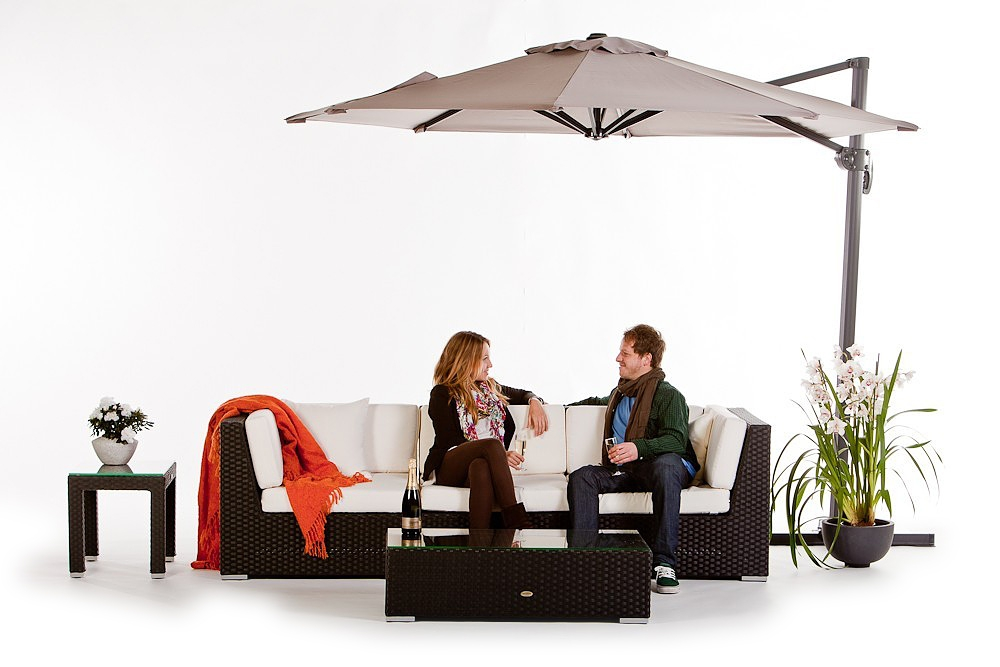 Gartenmöbel Lounge Rattan, Rattanmöbel günstig, Rattan Esstisch ...