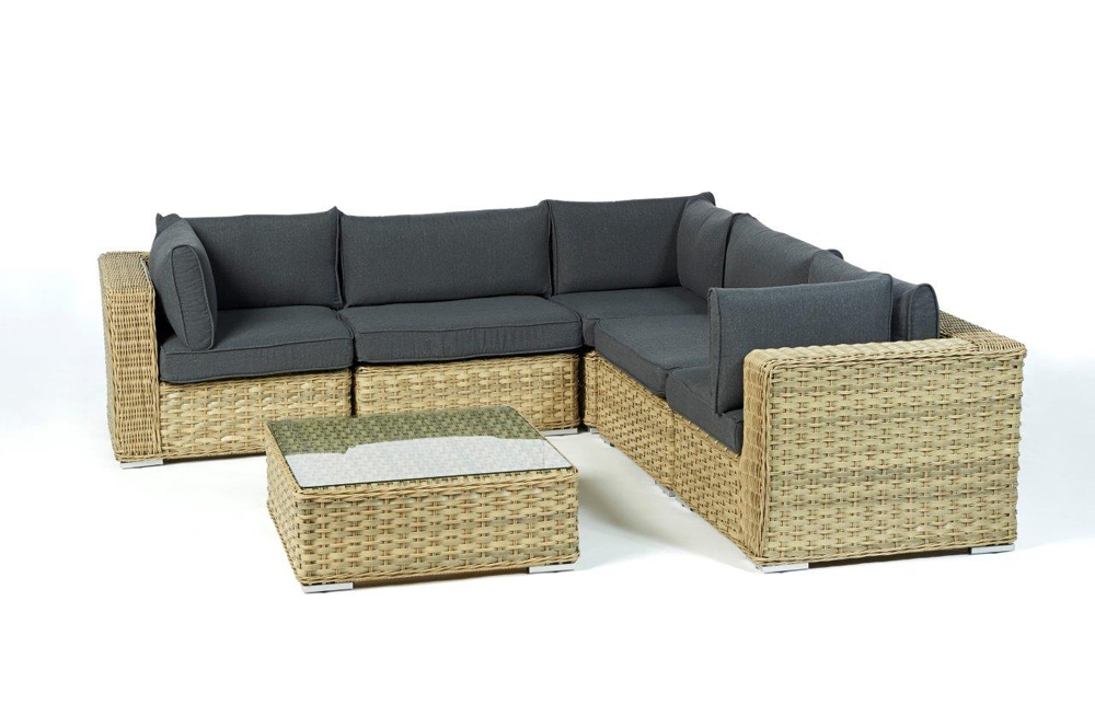 rattan lounge ausverkauf gallery of lounge set rattan weiss sitzer auflagen grau roma with. Black Bedroom Furniture Sets. Home Design Ideas