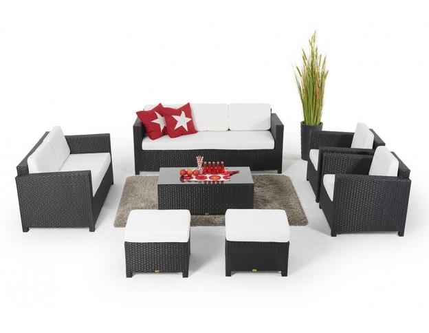 rattan lounge m bel rattan gartenm bel rattanm bel. Black Bedroom Furniture Sets. Home Design Ideas