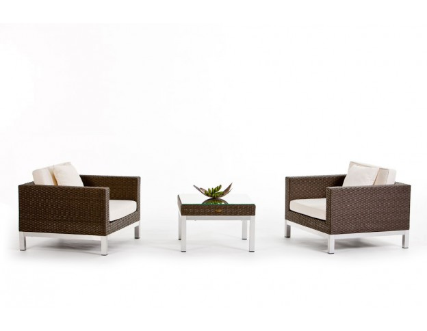 rattan lounge grau geigenet f r den innen und den. Black Bedroom Furniture Sets. Home Design Ideas