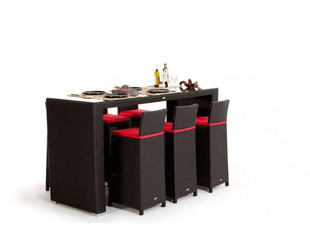rattan esstisch tisch und bar aus rattan esstisch online shop. Black Bedroom Furniture Sets. Home Design Ideas
