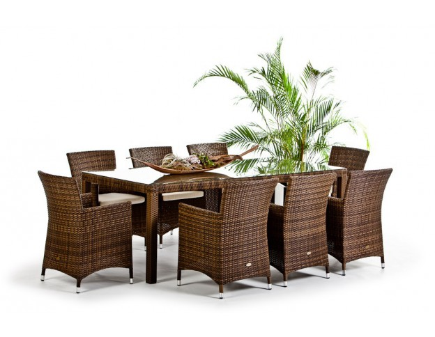 rattan esstisch tisch und bar aus rattan esstisch online shop. Black Bedroom Furniture Sets. Home Design Ideas