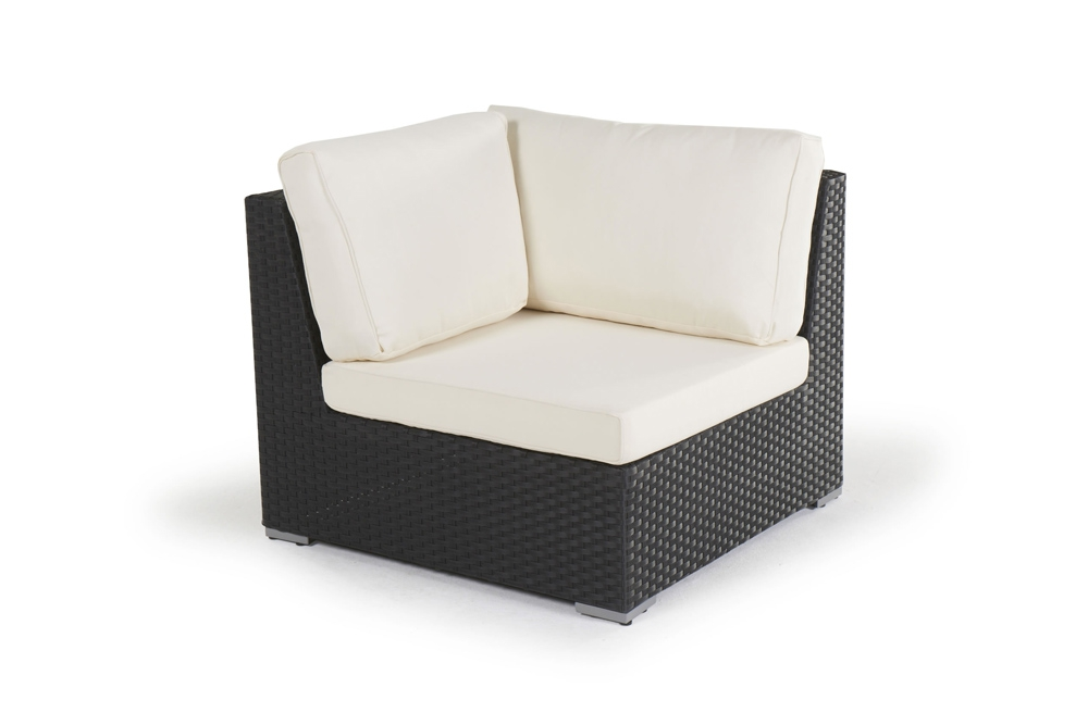 rattan lounge beverly hill gartenm bel polyrattan rattanm bel schwarz. Black Bedroom Furniture Sets. Home Design Ideas
