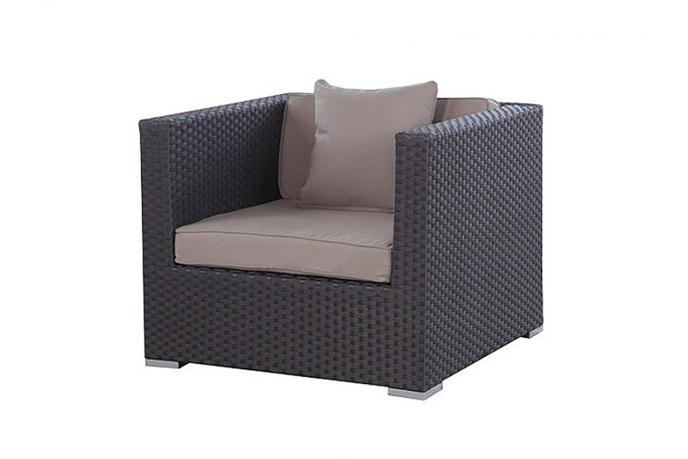rattan lounge bao black das moderne gartenm bel set. Black Bedroom Furniture Sets. Home Design Ideas
