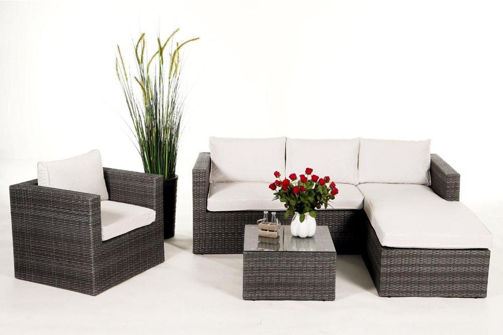 rattan lounge gartenm bel rattan gartenm bel kunststoffgeflecht. Black Bedroom Furniture Sets. Home Design Ideas