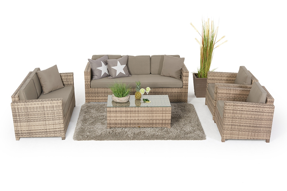 rattanset rattan gartenset rattan loungesofa rattanm bel momoko natural. Black Bedroom Furniture Sets. Home Design Ideas