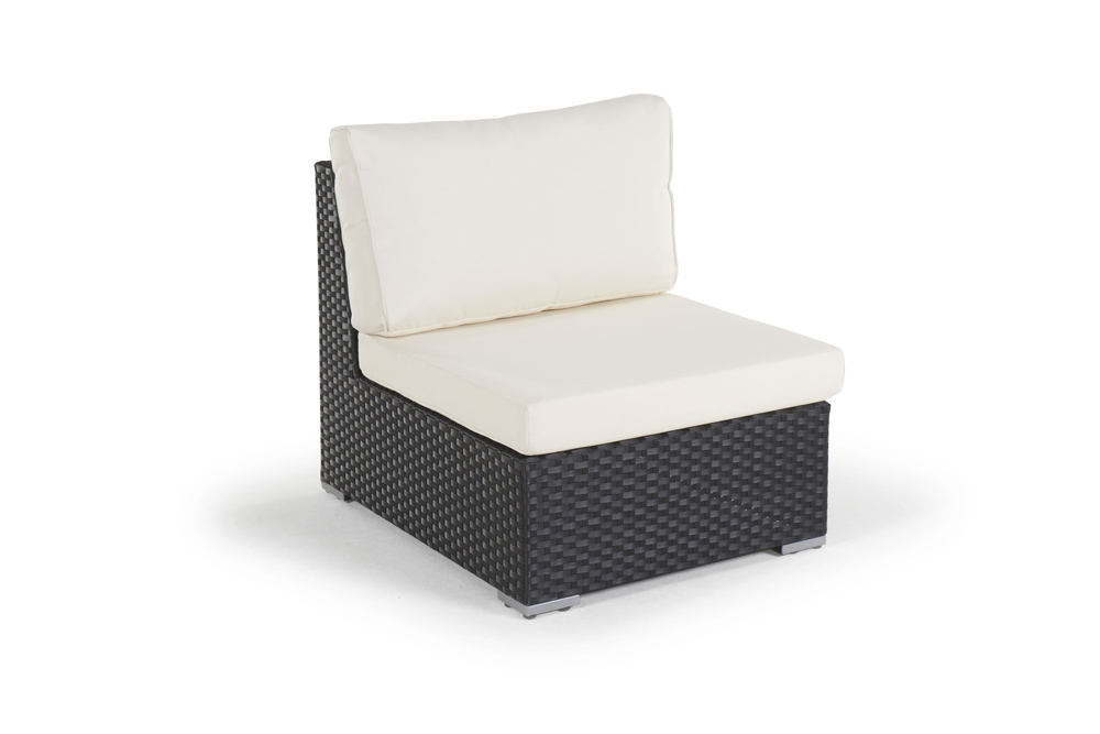 rattan lounge palm beach gartenm bel polyrattan rattanm bel schwarz. Black Bedroom Furniture Sets. Home Design Ideas