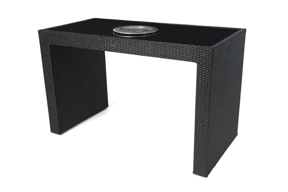rattan bar black beauty gartenm bel rattan outdoor. Black Bedroom Furniture Sets. Home Design Ideas