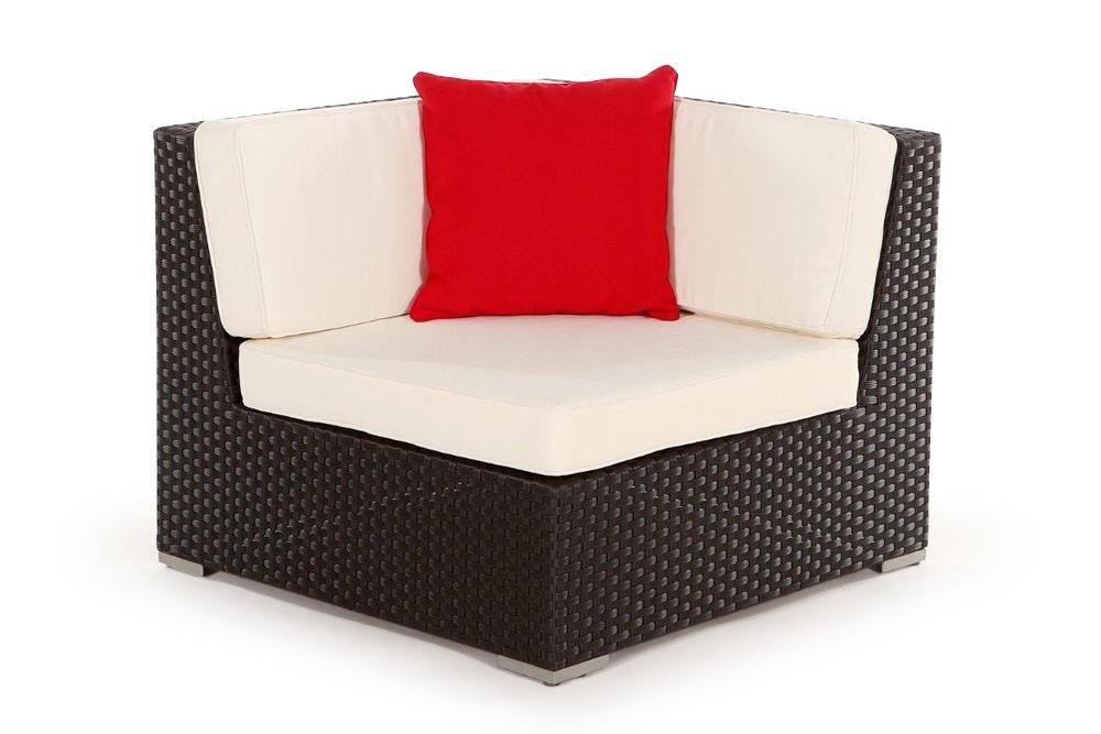 zierkissen passend zu rattan lounge gartenm bel. Black Bedroom Furniture Sets. Home Design Ideas