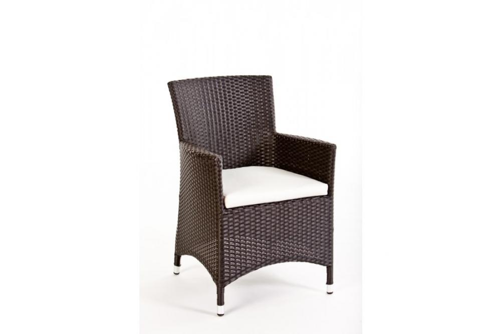 rattan tisch casablanca dining black. Black Bedroom Furniture Sets. Home Design Ideas