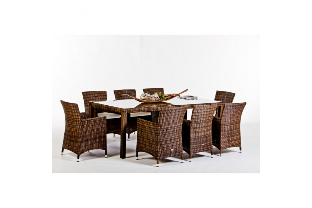 rattan tisch casablanca dining mixed brown rattan gartenm bel schweiz polyrattan rattanm bel. Black Bedroom Furniture Sets. Home Design Ideas