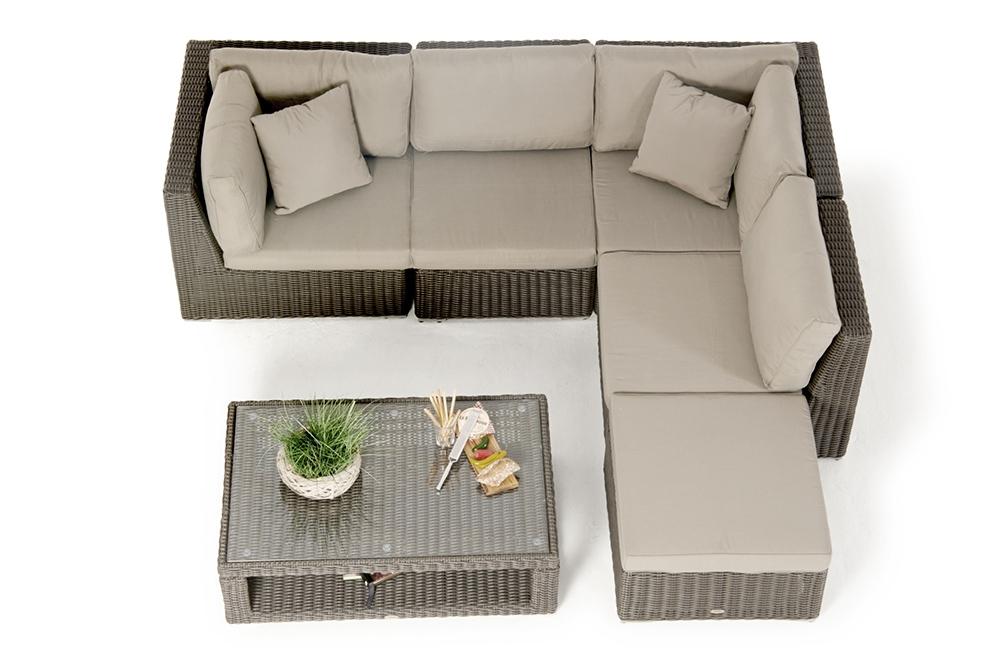 Rattan Gartenmöbel: Eine All in One Lounge die wir nicht mehr ...