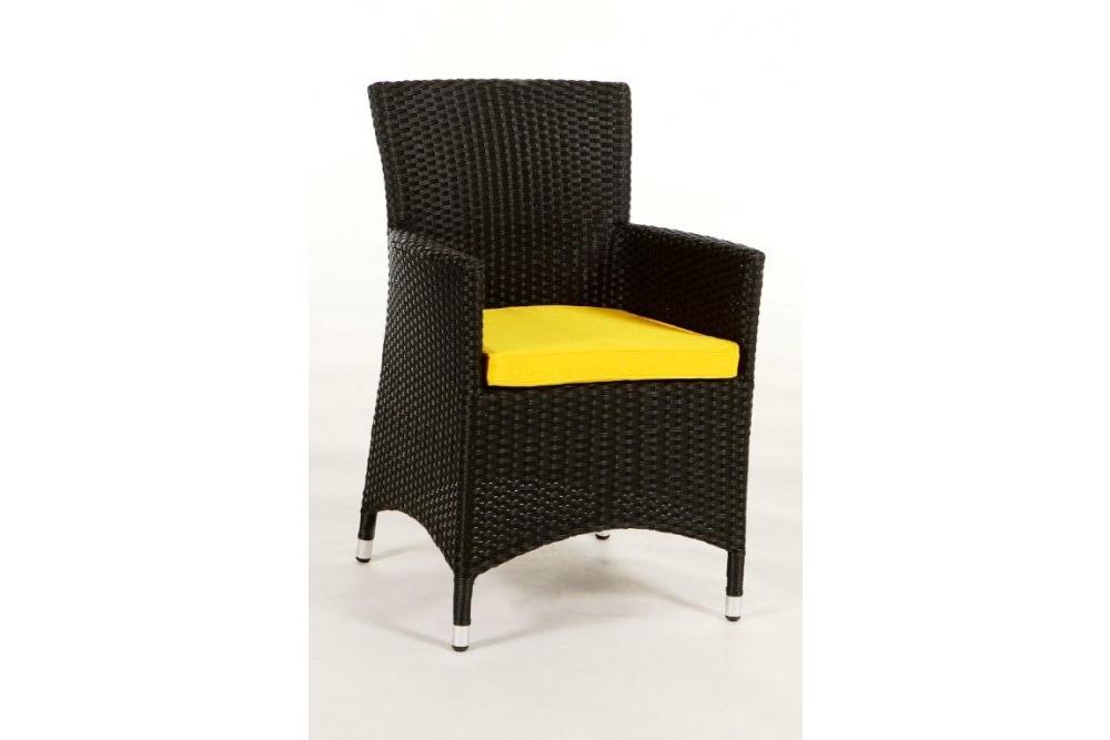berz ge in verschiedenen farben f r die polster des rattan stuhls victoria. Black Bedroom Furniture Sets. Home Design Ideas