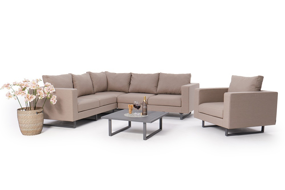 rattan kaufen sie jetzt ihre wetterfeste traum lounge. Black Bedroom Furniture Sets. Home Design Ideas