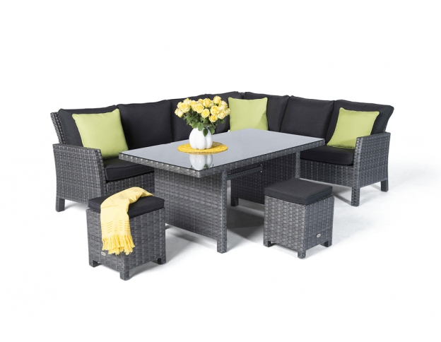 gartenmbel rattan set top full size of rattan gartenmobel. Black Bedroom Furniture Sets. Home Design Ideas