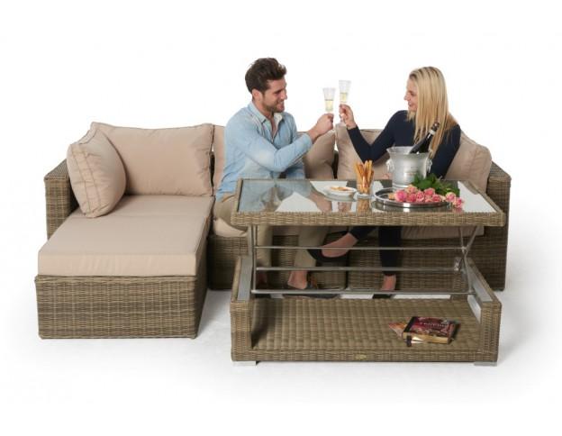 Rattan Gartenmöbel günstig kaufen - Rattan Lounge - Rattan Tisch ...