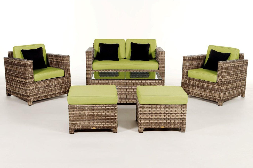 diamond rattan lounge natural. Black Bedroom Furniture Sets. Home Design Ideas