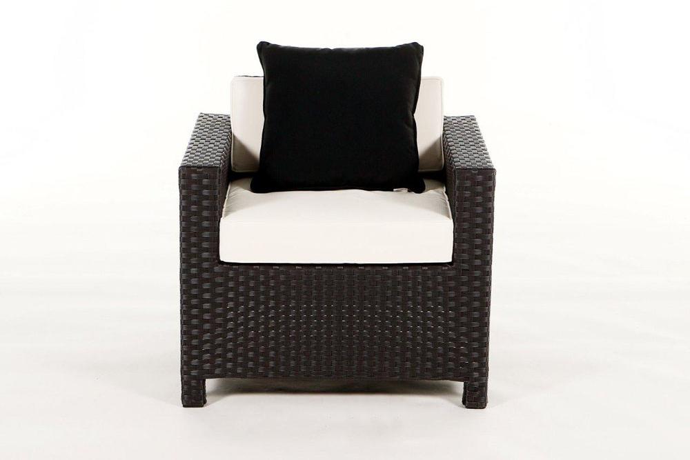 ... Gartenmöbel: Rattan Lounge Samoa Braun ...