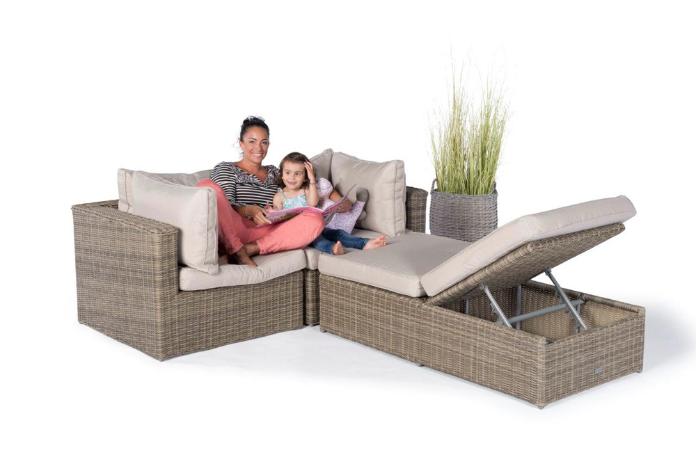 rattan lounge und rattan gartenm bel zu g nstigen preisen. Black Bedroom Furniture Sets. Home Design Ideas