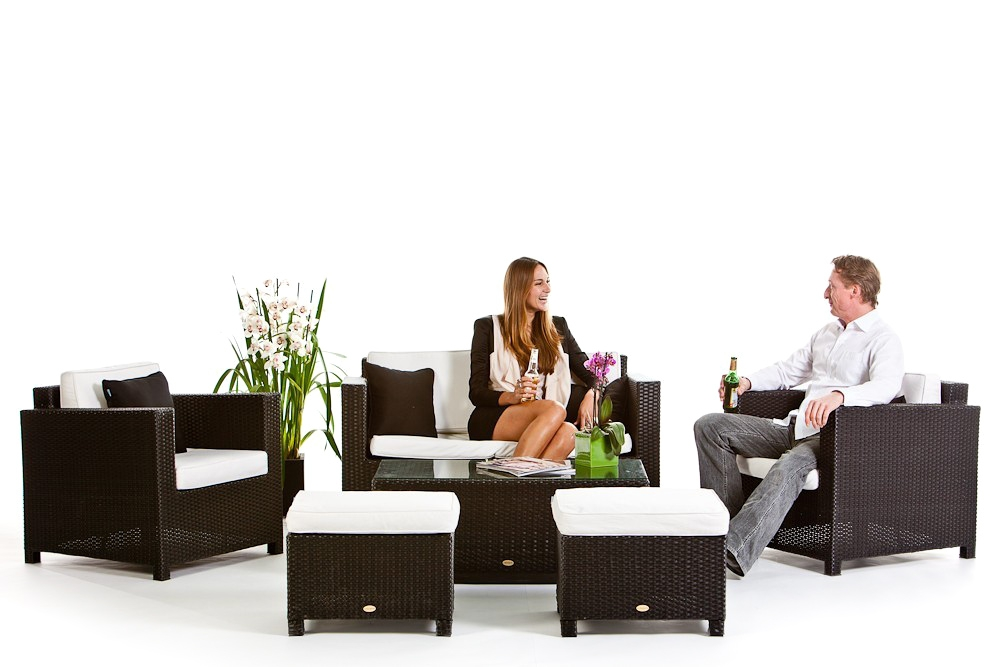 Rattanmöbel günstig, Rattanmöbel Lounge Schweiz, Lounge günstig